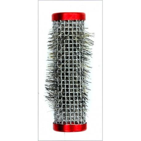 Metalowe wałki do włosów