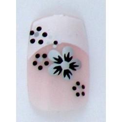 Sztuczne paznokcie NS-24-4