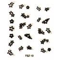 Naklejki na paznokcie 251-13C