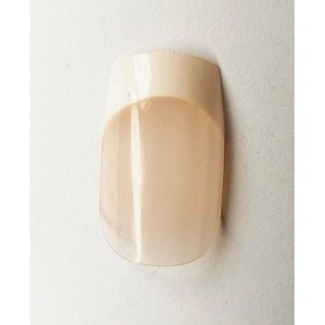 sztuczne paznokcie french