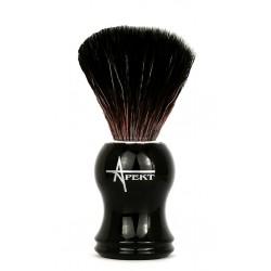 Pędzel do golenia z włosia syntetycznego + stojak PFS5b