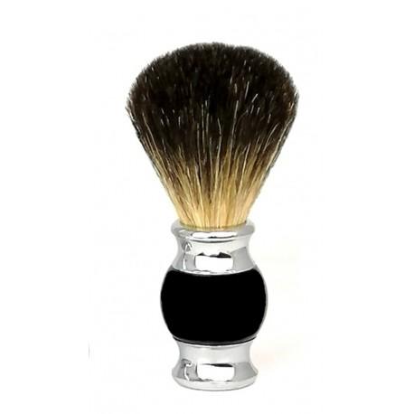 Pędzel do golenia z borsuka PB 80
