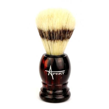 Dobry pędzel do golenia z naturalnego włosia