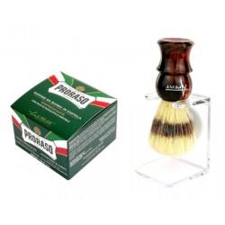Pędzel do golenia + mydło PES 3c+PRO B 150
